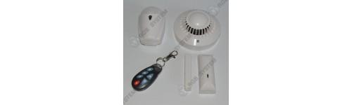 Komponenty GSM alarmu