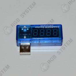 Digitální USB měřič napětí a proudu